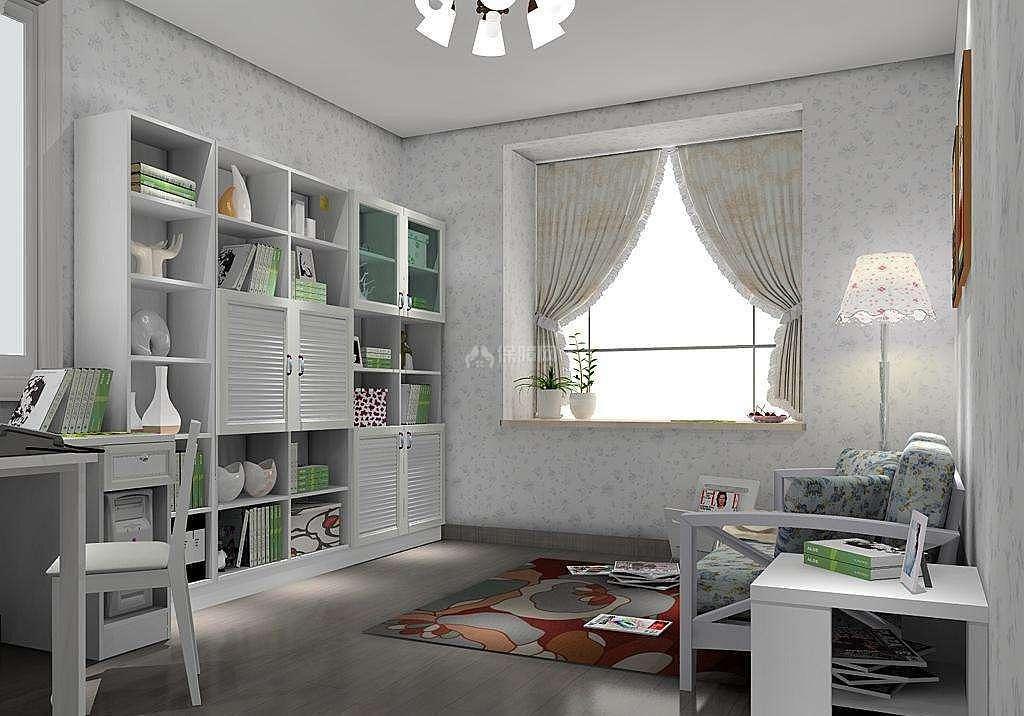 书房窗帘的颜色风水讲究 选窗帘这些要注意