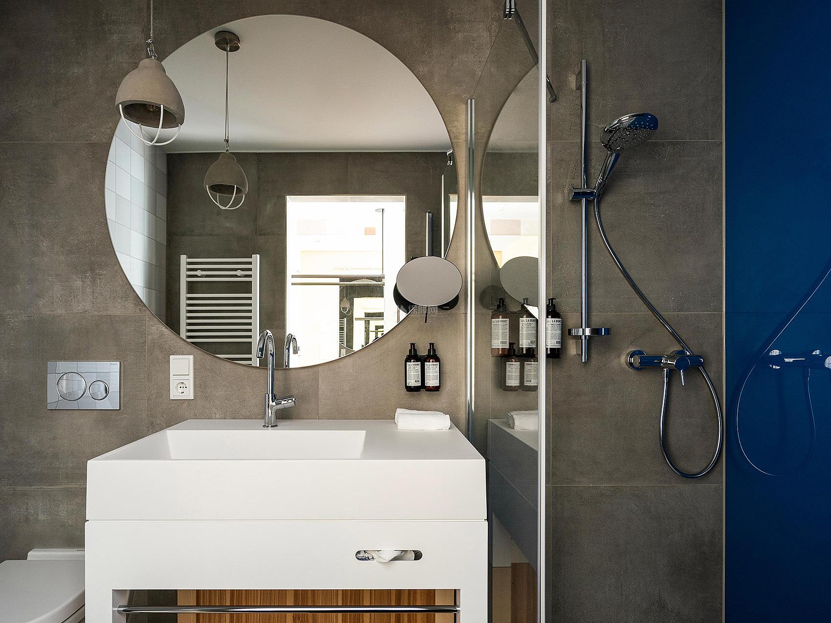 哥廷根Freigeist酒店之洗手池设计效果图