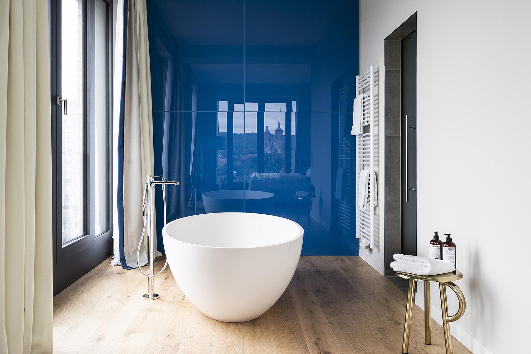 哥廷根Freigeist酒店之卫浴设计效果图