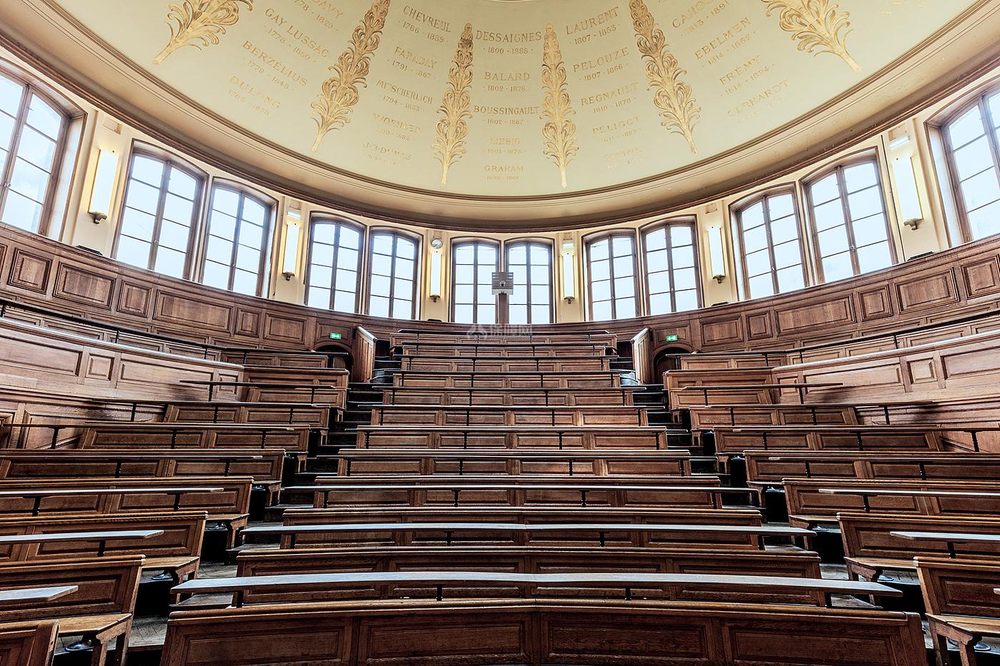 阶梯教室文化场馆之窗户设计效果图