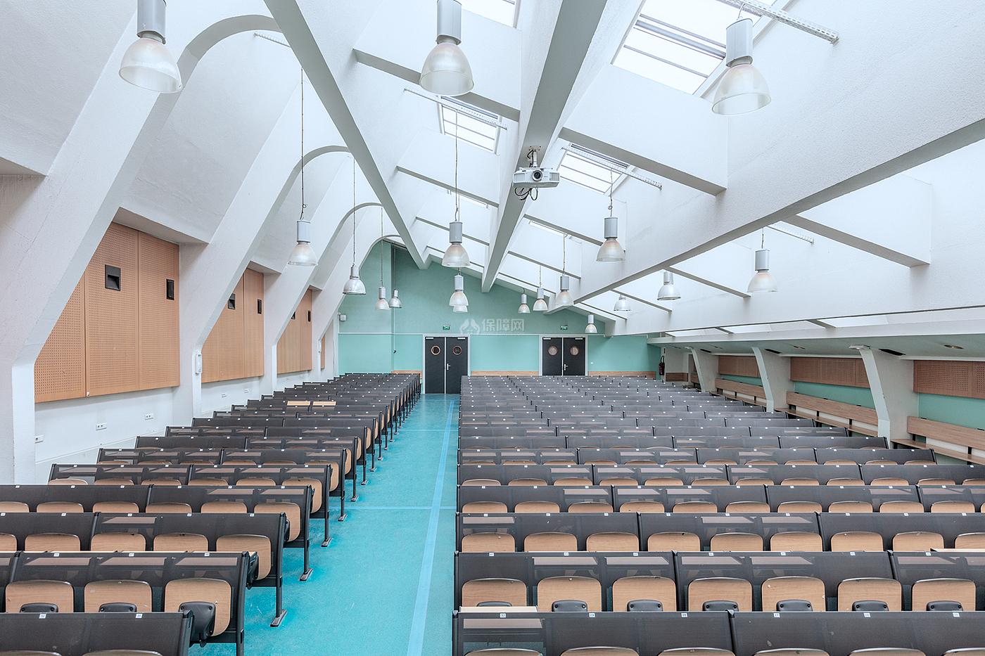 阶梯教室文化场馆之影音室布置效果图