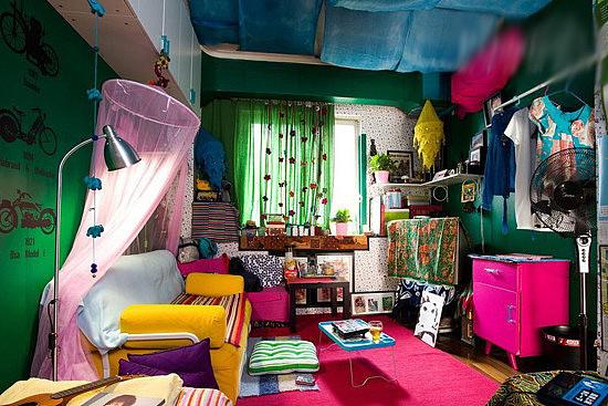 单身公寓太多东西装不下 小户型家居收纳技巧