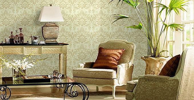 了解墙纸的材质分类与选购原则 才能选购到适合自己的