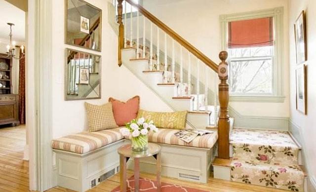 学会这些楼梯装修方法 帮你有效利用楼梯间空间