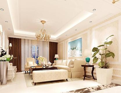 客厅墙面装修风水之颜色选择