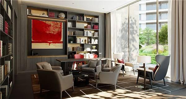 学会书房装修设计 让你轻松打造家居办公区