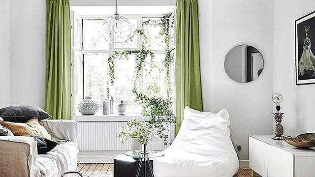 不同类型的窗帘要如何搭配才显得舒适温馨
