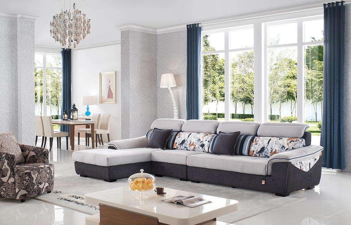 现代简约沙发3大搭配技巧 高颜值高逼格
