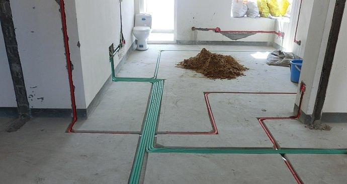 水电隐蔽安装的问题 墙内电线老化怎么办