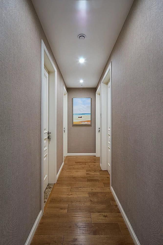 家里走廊墙面怎么装饰 这样装修美观又实用