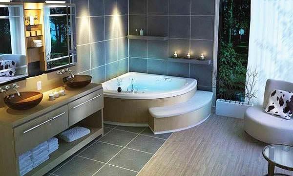 学会亚克力浴缸维护保养 才能在冬季享受沐浴的舒适