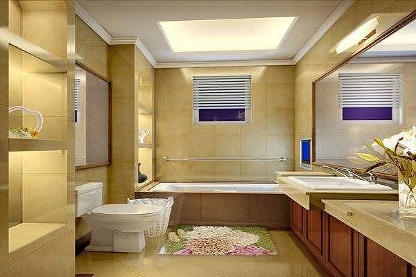 这些卫生间设计攻略来帮你解决卫浴装修的烦恼