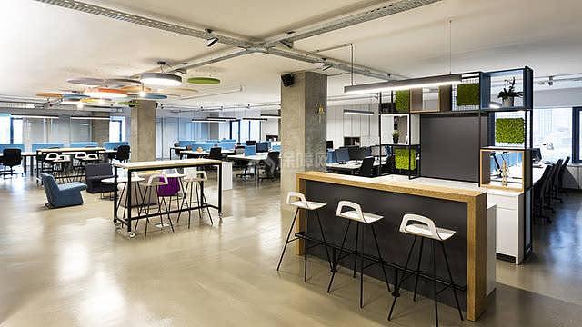 办公室装修的5种技巧与4个注意事项