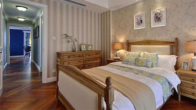 学会这些卧室装修技巧 让卧室更具实用与舒适