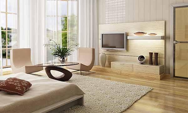 不同家居空间地毯选购方法与材质分类