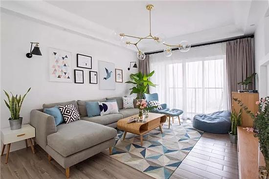 小户型客厅沙发如何搭配 才能提升空间利用率