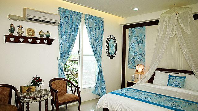 不同田园风格的卧室装修设计 带你领略田园风光