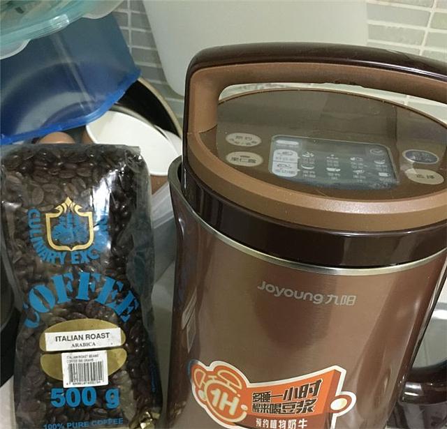 豆浆机可以磨咖啡豆吗 豆浆机日常使用注意事项