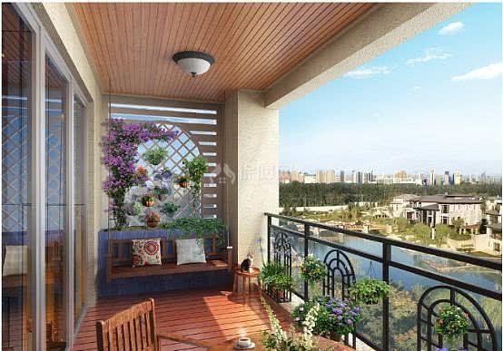 阳台可以铺木地板吗 阳台铺瓷砖已经过时了