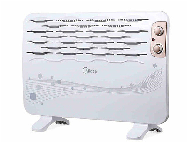 美的取暖器怎么用 这些注意事项需谨记!