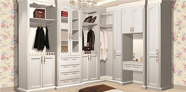 莫干山衣柜怎么样 做衣柜从不将就