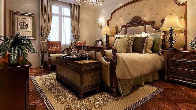 美式风格卧室设计要点与需要注意哪些问题?