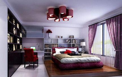 书房设计在卧室里有什么风水禁忌