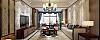 贵阳三室两厅装修风格,新中式装修,优雅如画