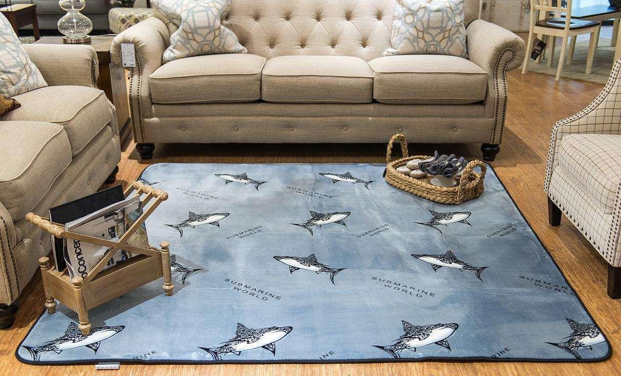 客厅地毯颜色风水禁忌