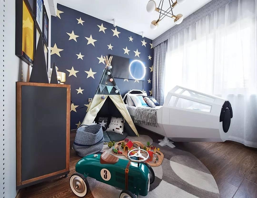 儿童房面积多大合适 儿童房方位选择