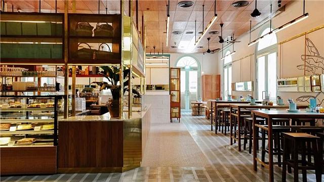 开在亚洲文明博物馆的餐厅 唤起怀旧的感觉