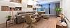 125平米小资三口之家,鱼缸视角是整体木色加灰色系的梦幻装修
