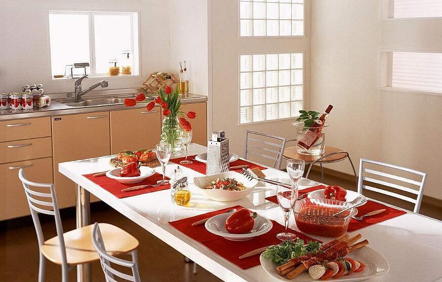 餐桌尺寸风水 这种餐桌千万不能用