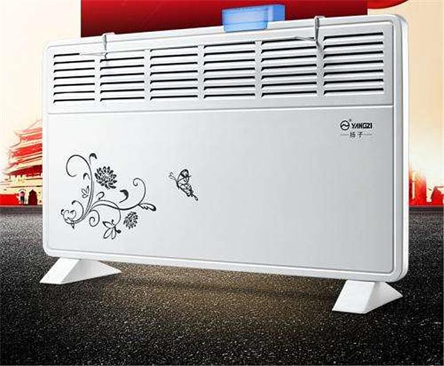 扬子取暖器怎么样 供暖又健康的取暖器