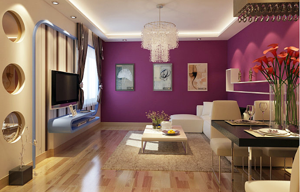 小户型房屋装修设计的四个要点与7大原则