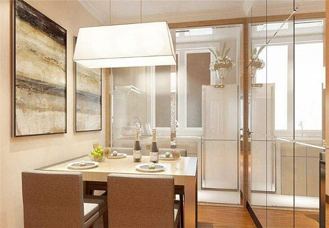 厨房里面能安装镜子吗 厨房镜子安装风水