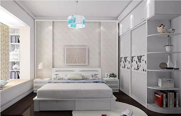 卧室衣柜五种设计方案介绍 你们更喜欢哪一款呢?