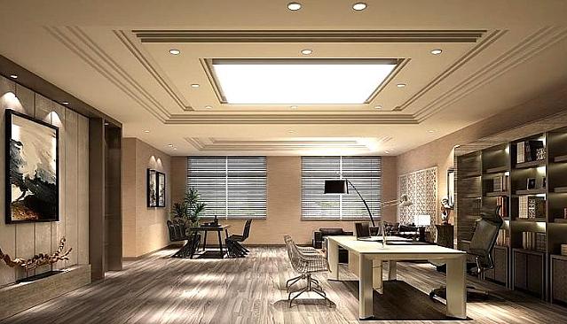 室内天花板吊顶特点与有哪些不同的做法