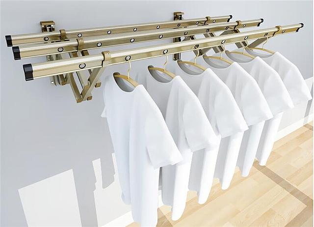 金贵夫人晾衣架怎么样 金贵夫人晾衣架安装解析