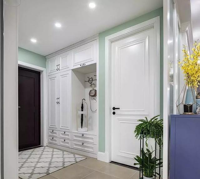 160㎡美式装修风格家居 打造舒适耐看的四居室