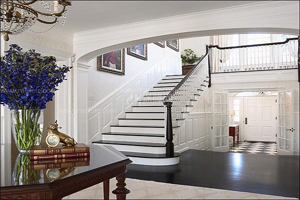 这6种楼梯扶手设计方法 哪种适合你家呢?