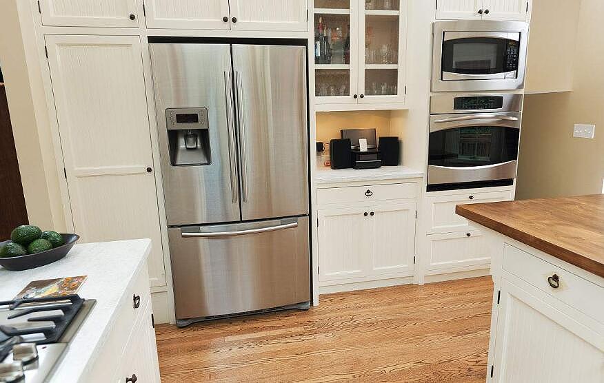 厨房门冲冰箱有什么影响 化解方法