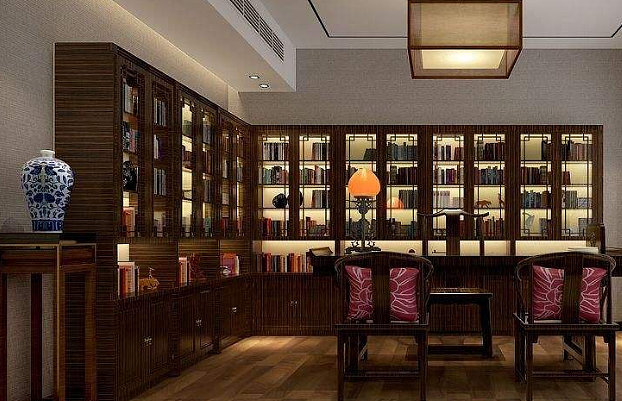 书房书柜的选购方法与书柜要如何摆放