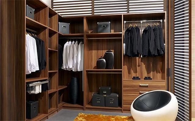 卧室衣柜摆放禁忌有哪些?你家的衣柜摆放是正确的吗?