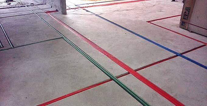 水电安装布线一定要横平竖直吗 装修水电线能不能走对角线