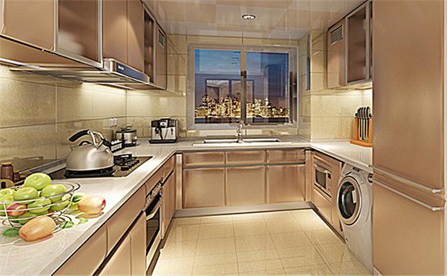 厨房瓷砖选购技巧与装修注意事项