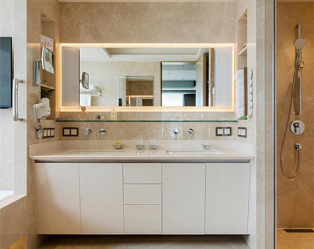 这些好看的浴室柜 你觉得哪款好呢?