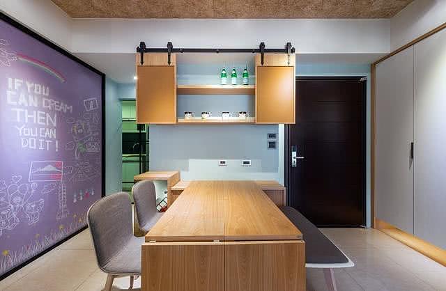 完美的家居收纳柜设计 兼顾美观与实用