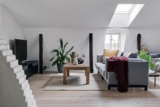小户型的五个装修设计方法 让你的家居空间更宽敞