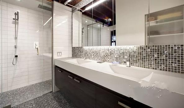 六种浴室柜台面材质介绍 有你喜欢的一种材质吗?